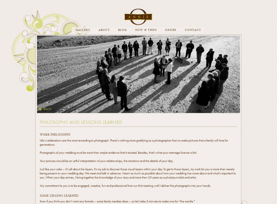 Wedding Photography Websites