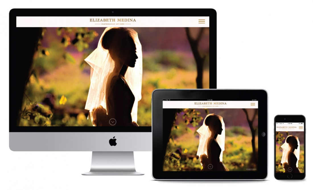 Custom Wordpress Photography Websites
